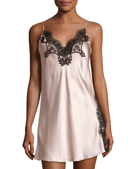 Christine Designs Lace Chemise