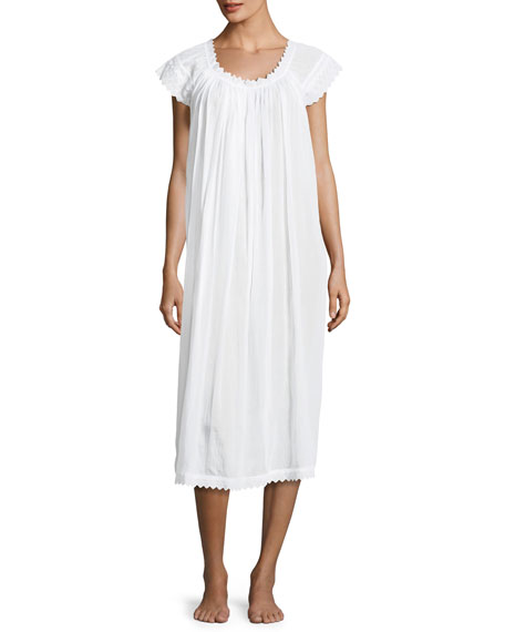 Sophia Short-Sleeve Nightgown