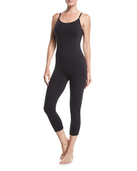 Donna Karan The Luxe Opaque Bodystocking Tights