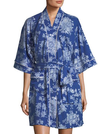 Bedhead Mystery Garden Robe