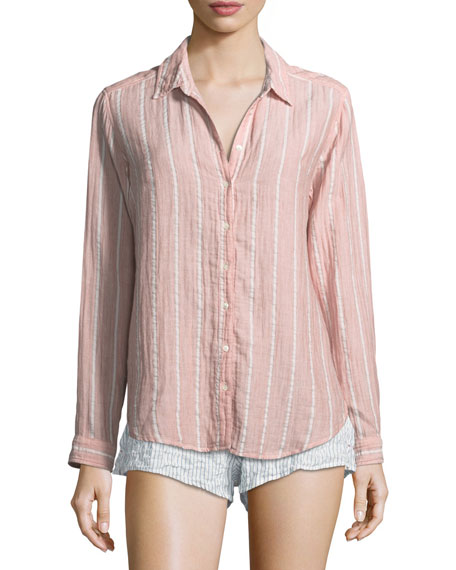 Scout Striped Lounge Shirt