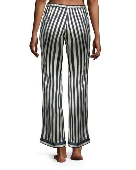 Chantal Owl-on-the-Moon Pajama Pants