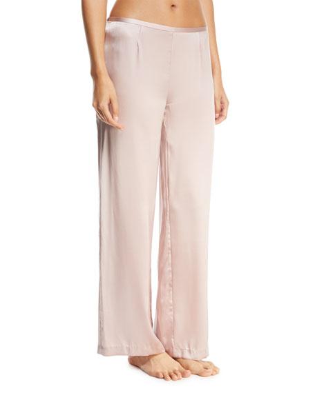 Key Essentials Silk Lounge Pants