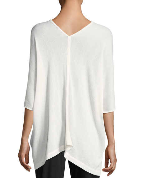 Tao Knit Caftan Lounge Top