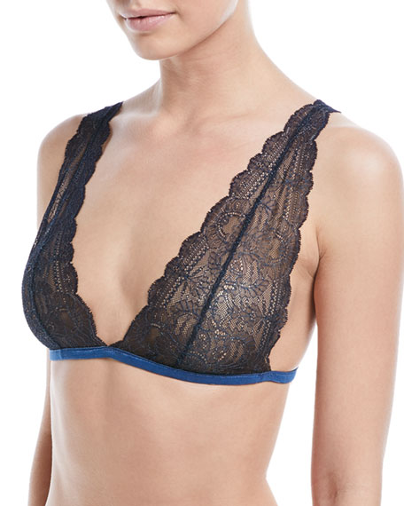 Lace Willow Triangle Bra