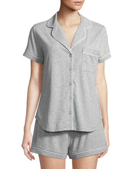 do not disturb short pajama set