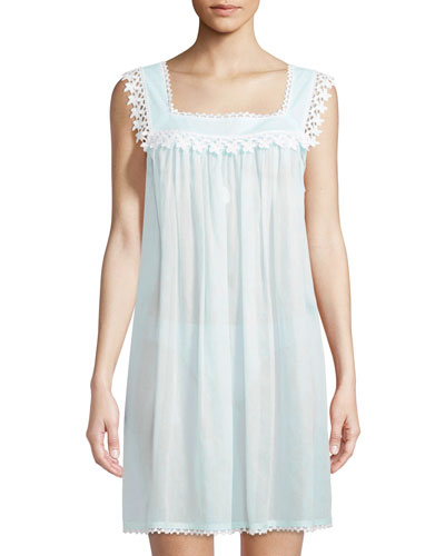 Evening Star Sleeveless Nightgown
