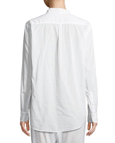 Beau Poplin Lounge Shirt