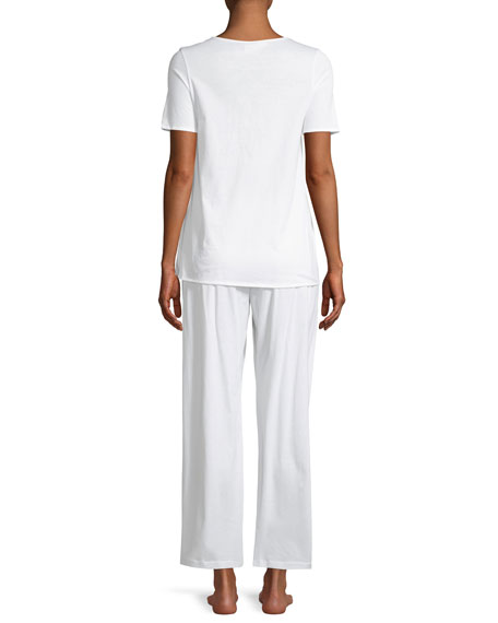 Melissa Long Pajama Set