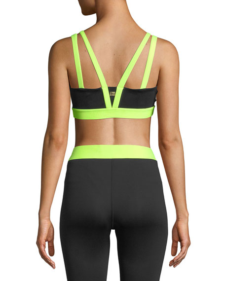 Confidence Power Mesh Sports Bra