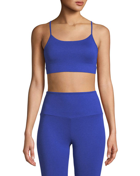 Elevate High-Support Strappy-Back Sports Bra