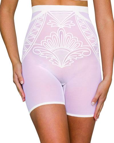 Enchante High-Waist Shaping Shorts