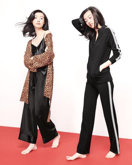 Luxury Cashmere Track Pants