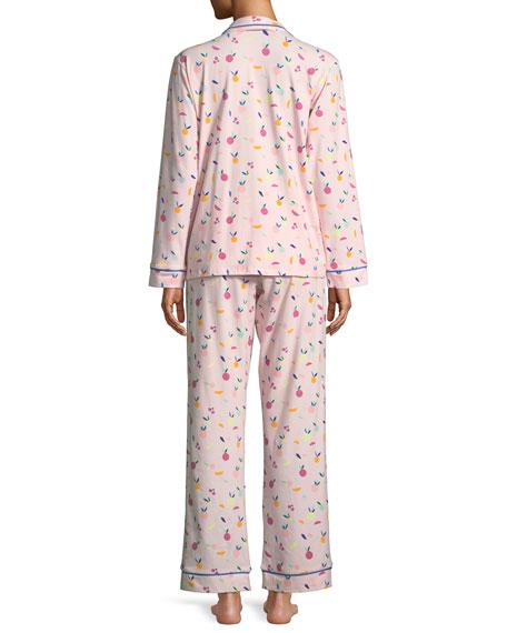 Freshly Picked Long-Sleeve Classic Pajama Set