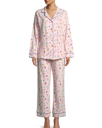 Freshly Picked Long-Sleeve Classic Pajama Set