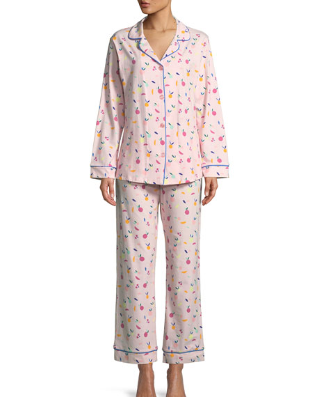 Bedhead Freshly Picked Long-Sleeve Classic Pajama Set