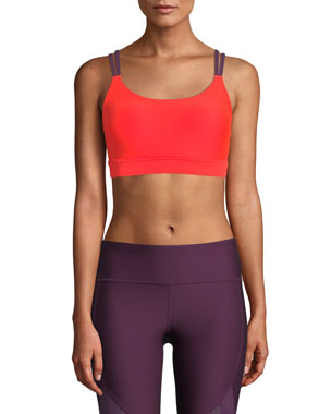 e825a6b9459 Under Armour Vanish Eclipse Strappy Low-Impact Sports Bra