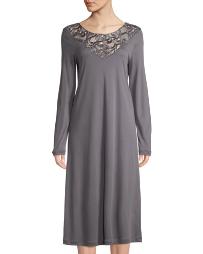 Ella Long-Sleeve Nightdress
