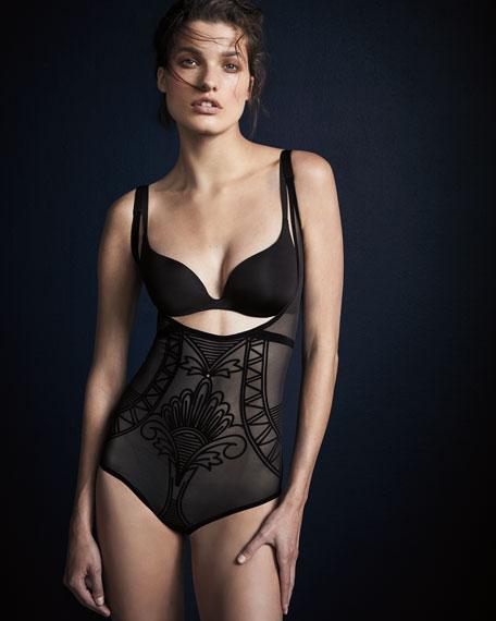 Nancy Ganz Enchante Shaping Under-Bust Bodysuit