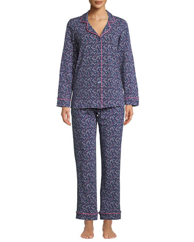 Confetti Classic Pajama Set  Plus Size