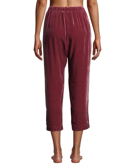 Xirena Dash Velvet Lounge Pants