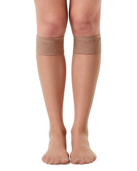 Spanx Sheer Knee-High Stockings