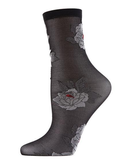 Natori Claire de Lune Socks