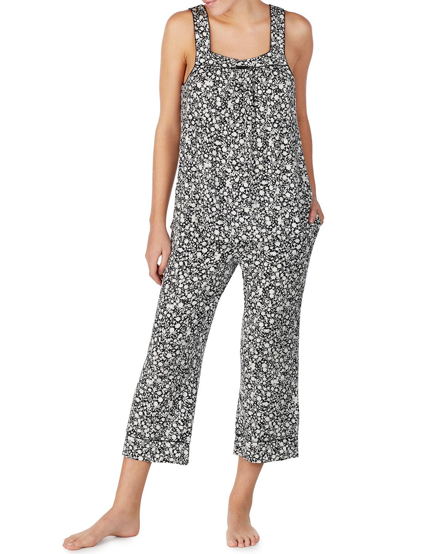New York Flora Association Blog: Kate Spade New York Flora Sleeveless Crop Pajama Set