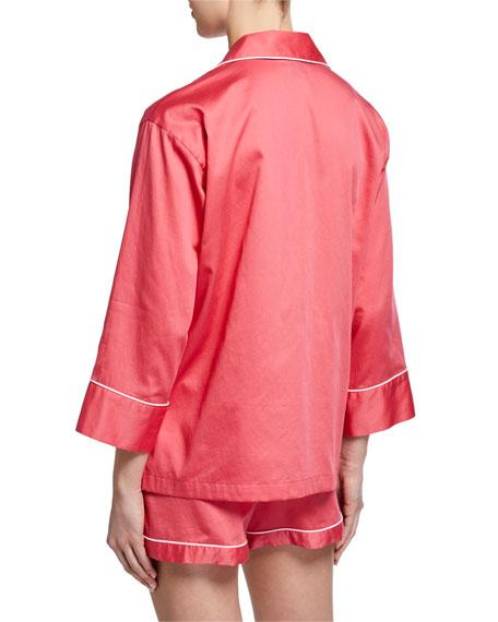 Natori Sateen Essentials Short Pajama Set