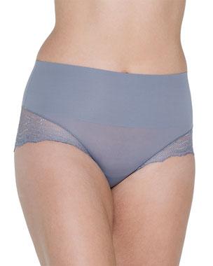 ecccd83b8de461 Spanx Undie-Tectable® High-Waist Lace Boyshorts