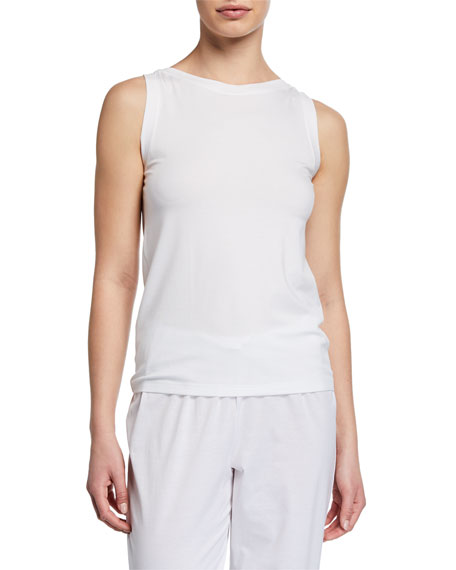 Zimmerli Jersey Sleeveless Lounge Top