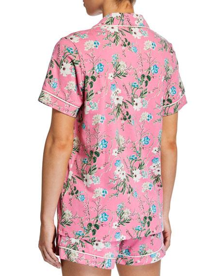 Bedhead Ladybug Floral Shorty Pajama Set