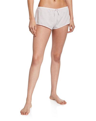 Shaya Poplin Lounge Shorts