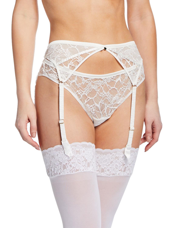 35612d739e1 Chantelle Segur Lace Garter Belt