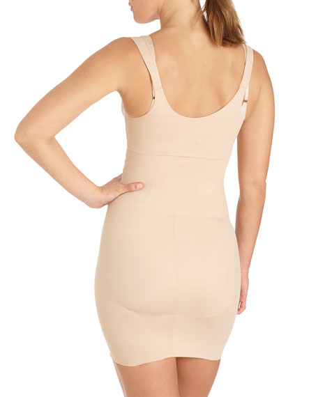 Image 2 of 2: TC Shapewear Wear Your Own Bra Shaping Full Slip