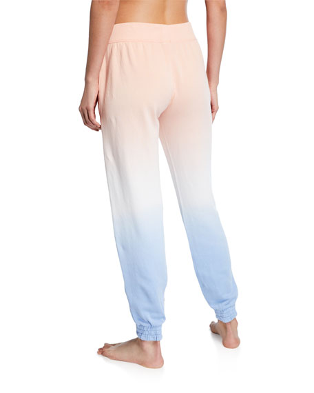PJ Salvage Salty Days Ombre Drawstring Jogger Pants