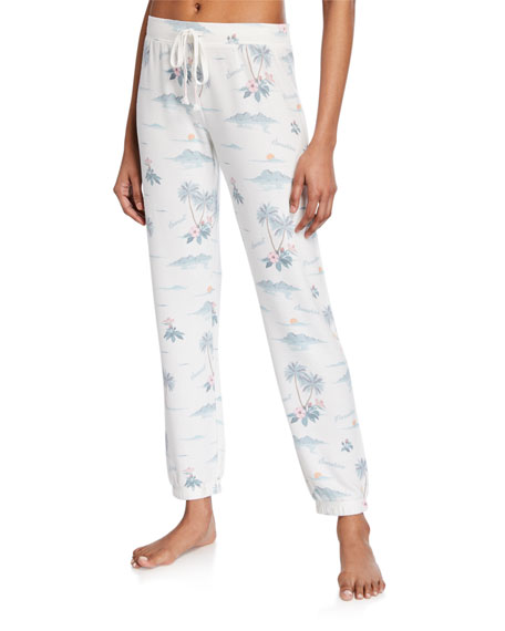 PJ Salvage Paradise Dreams Jogger Pants