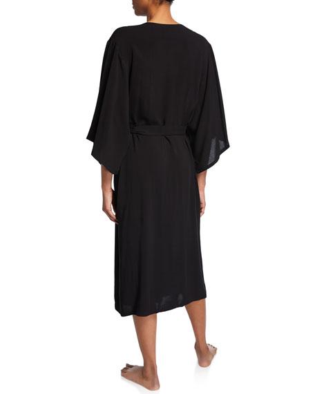 ocean + main Gauzy Kimono Robe