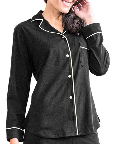 Lusome Donna Jersey Pajama Shirt