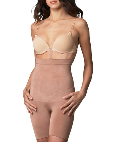 Spanx Slim Cognito Mid-Thigh Shaping Bodysuit