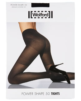 Wolford Power Shape 50 Absolute Control Top Tights