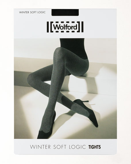66 Winter Soft Logic Tights