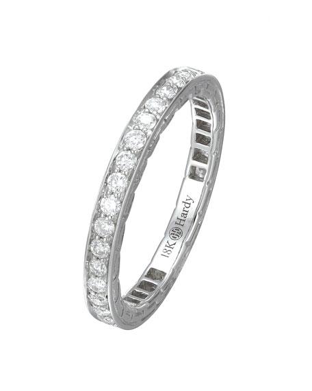 Pave Diamond Karma & Dharma Ring