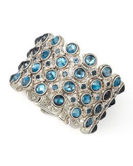 Konstantino Thalassa London Blue Topaz Bracelet