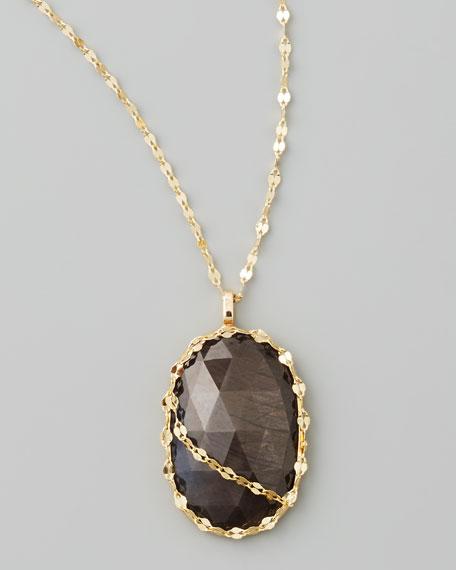 Sapphire Noble Necklace