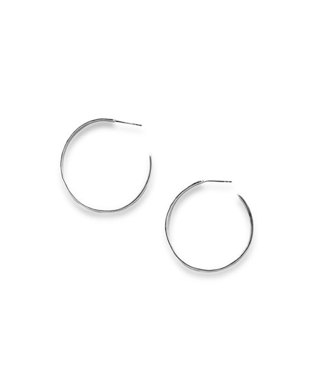 925 Senso&#153 Tapered Hoop Earrings