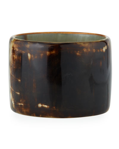 Natu Two-Tone Bangle