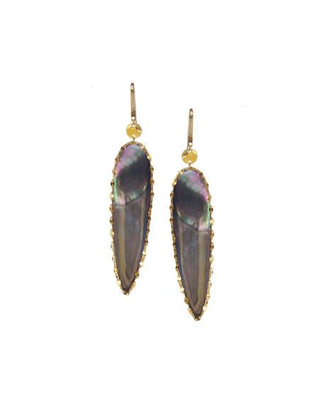 LANA Elite Mystiq Ovate Earrings