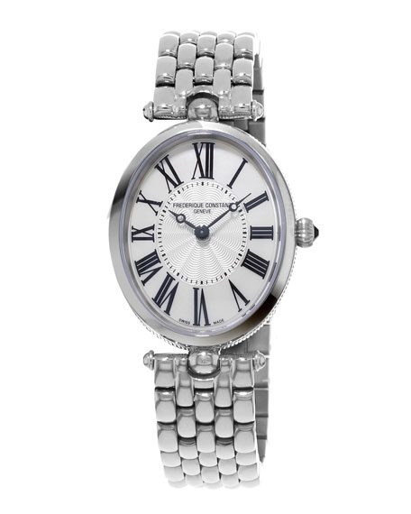 Ladies' Classics Art Deco Stainless Watch