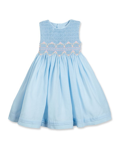 D g blue and white dress ys